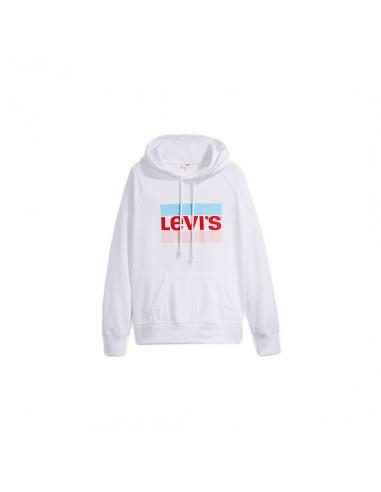 Levis Buzo Sportswear Logo