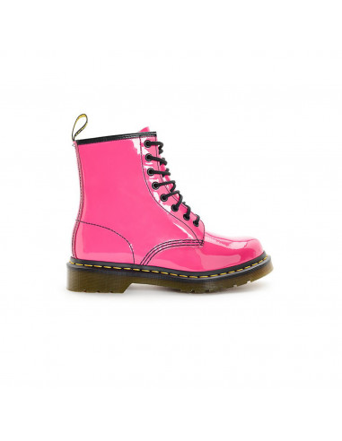 Dr. Martens 1460 W 8 Eye Boot Charol