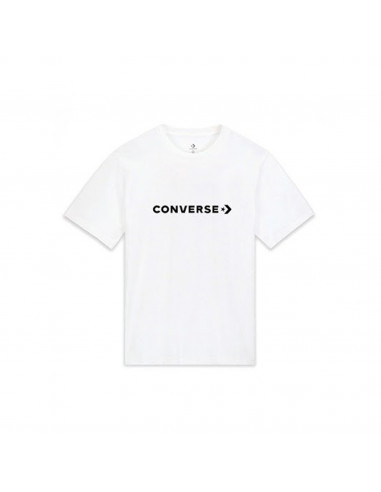 Converse Remera Star Chevron Wordmark