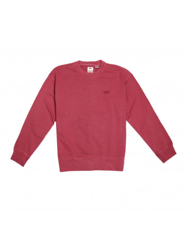 Levis Buzo Authentic Logo Crew Neck