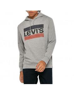 Levis Buzo Sportwear Logo