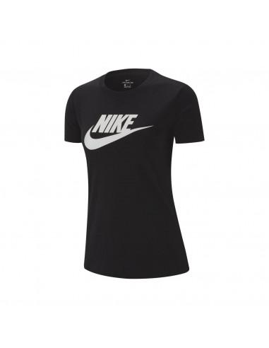 Nike Remera W NSW Essential Icon Futura