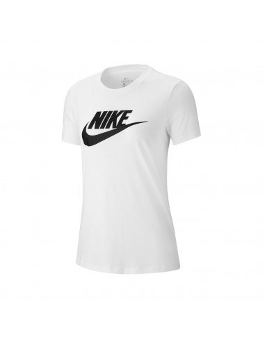 Nike Remera W NSW Essential Icon Futura