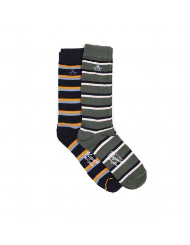 Penguin 2 Pack Sock