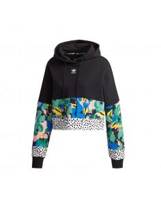 Adidas Buzo Cropped Hoodie